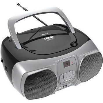 Naxa Npb-260 Mp3, Cd & Cd-r/rw Boombox