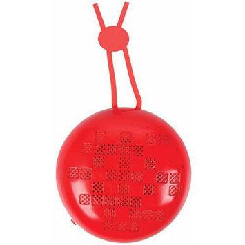 Naxa Nas-3045red Neckband Bluetooth[r] Speaker [red]