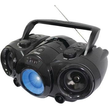 Naxa NPB261 Cd Mp3 Bluetooth Boombox