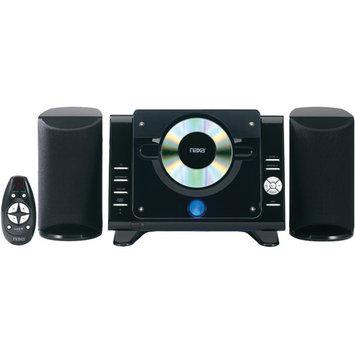 Naxa Ns-435 Digital Mp3/cd Microsystem With Am/fm Radio