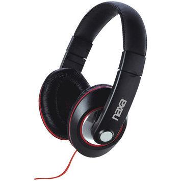 Naxa NE-929 Over-the-Ear White Headphones