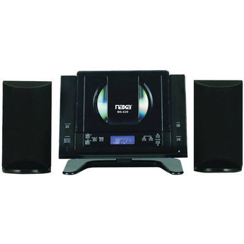 Naxa Ns-439 Streaming Bluetooth Shelf System