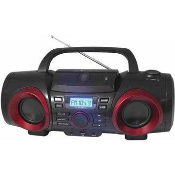 Naxa Npb-267 Mp3/cd Classic Bluetooth[r] Boombox
