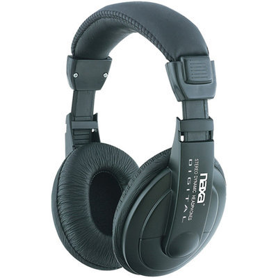 xa New Professional DJ Studio Stereo Digital Headphones NR