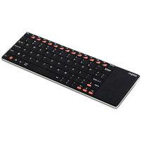 Shenzhen Rapoo Technology Co. 1021-04C93-800 Wireless Multi Touchpad Keyboard/black