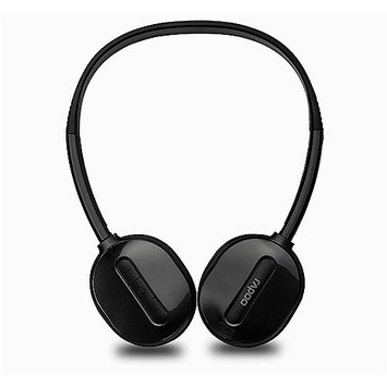 Shenzhen Rapoo Technology Co. Rapoo H1030 Wireless Stereo Headset, Black