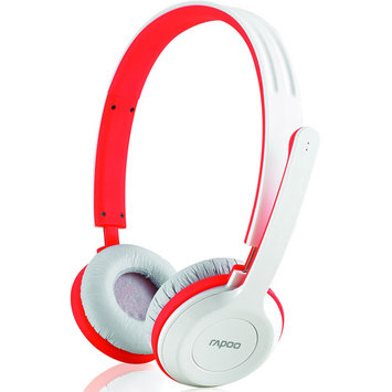 Shenzhen Rapoo Technology Co. 1061-01971-800 Wireless Stereo Headset/red
