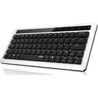 Rapoo KX Dual Mode Wired Wireless Rechargeable Illuminated Mechanical Keyboard Black H3C0DIDMA-1610