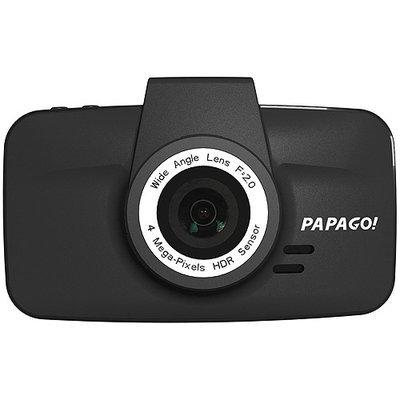 Papago! Gosafe 520 Digital Camcorder - 3 Lcd - Cmos - Full Hd - Black - 169 - Mov H.264 - Hdmi - Microsd High Capacity [microsdhc] Microsd Card - Memory Card (gs520-us)