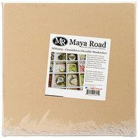 Maya Road Alterable Chipboard Countdown Shadowbox-11.4