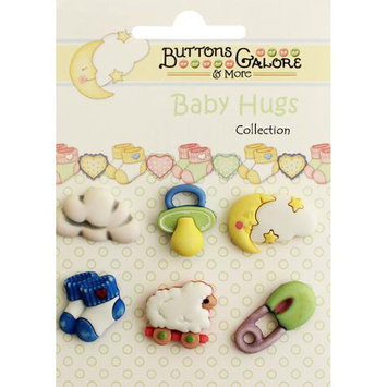 Buttons Galore Baby Hugs Buttons-Sweet Dreams