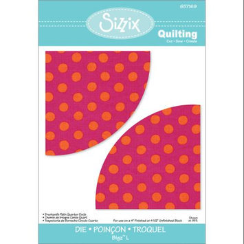 Ellison Sizzix Bigz 'Drunkard's Path Quarter Circle' L Die