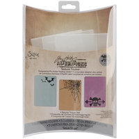 Sizzix Tim Holtz 'Spooky Things' Embossing Folders (Pack of 3)