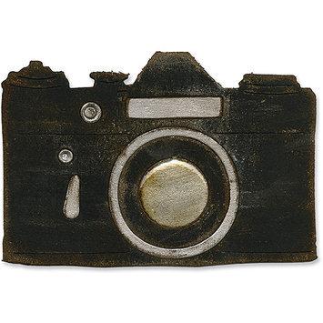 Sizzix Bigz Die By Tim Holtz-Vintage Camera