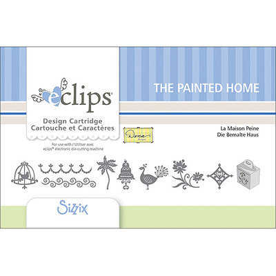 Sizzix eclips Design Cartridge - The Painted Home