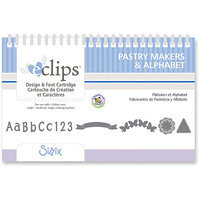 Sizzix eclips Design Cartridge - Pastry Makers