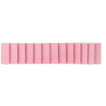 Sizzix Sizzlits Decorative Strip Die 12.625 X2.375 -Pleated Ruffle #2 3D