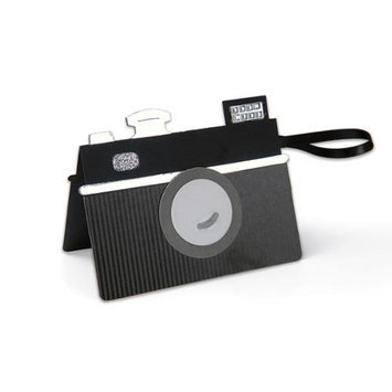 Sizzix Bigz XL Die 6X13.75-Retro Camera Card