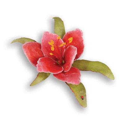 Sizzix Thinlits Dies 11/Pkg-Amaryllis Flower