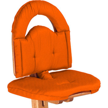 Svan High Chair / Youth Chair Cushion - Orange