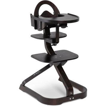 Svan Signet Complete Wooden High Chair - Espresso