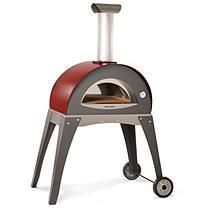 Alfa Pizza Alfa Forno Ciao Outdoor Pizza Oven - Red