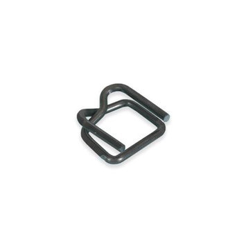 Box Partners PS12BUCK .50 in. Wire Buckles Poly Strapping Buckles