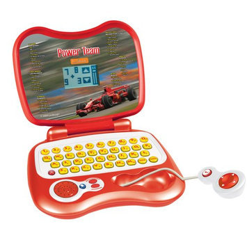 Lexibook Ferrari Power Team Electronic Learning Computer