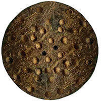 Vision Trims Handmade Coconut Button-Round
