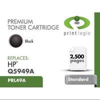Printlogic Printlogic Q5949a Black Cartridge - PRL49A