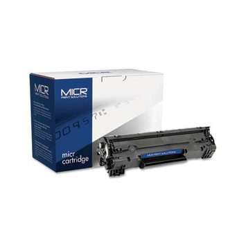 MICR Print Solutions 36AM 36am Compatible Micr Toner 2000 Page-yield Black