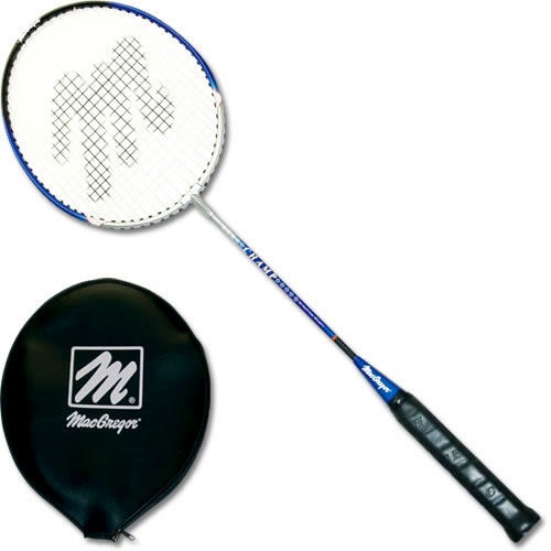 Sport Supply Group MSRAQCHA MacGregor Badminton Rackets The Champ Badminton Racquet