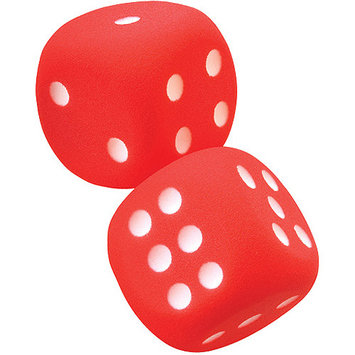 VOIT Tuff Coated Foam Dice (PR)