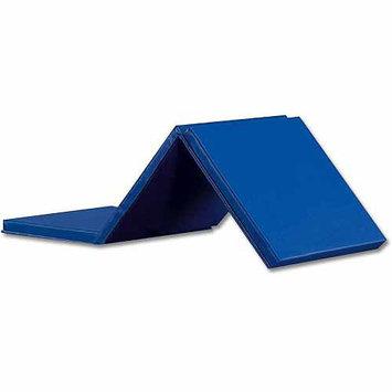 GSC Expando Folding Exercise Mat, Blue