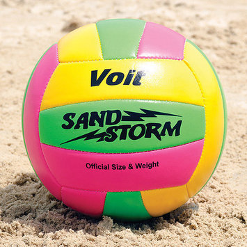 Voit Sandstorm Beach Outdoor Ball - Synthetic Leather