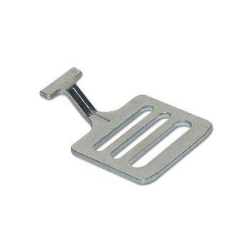 ATHLETIC SPECIALTIES FBTH150XPK 1-1/2 Inch Metal T-Hook