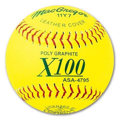 MacGregor 11 Inch ASA Fast Pitch Softball