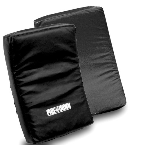 Pro Down Collegiate Shield (Black, 16 X26-Inch )