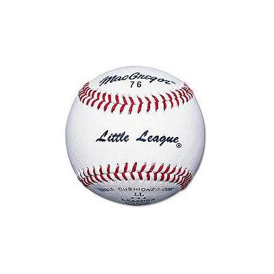 Sport Supply Group MacGregor® #76C Little League® Baseballs (1 Dozen)