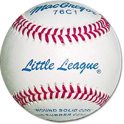 Sport Supply Group MacGregor® #76-1 Little League® Baseballs (1 Dozen)