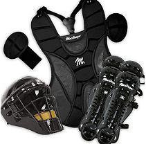 MacGregor Prep Catcher's Gear Pack (PAC) - Black