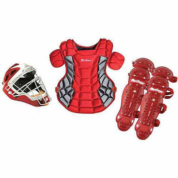 MacGregor Women's Catcher Gear Pack (PAC) - Scarlet