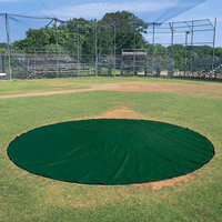 Collegiate Pacific 20' Circular Heavy Duty Pitcher's Mound Cover