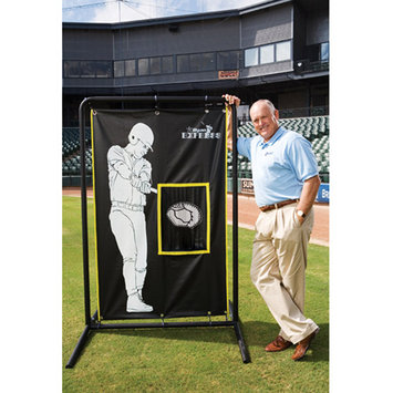 Ryan Express Pitching Target by Nolan Ryan