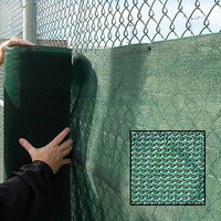 Macgregor 6' X 120' Solartex Tennis Court Weather Shade