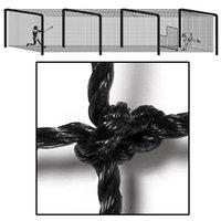 Sport Supply Group Batting Cage Tunnel Net - Regular Net #21 (55'Lx14'Wx12'H)