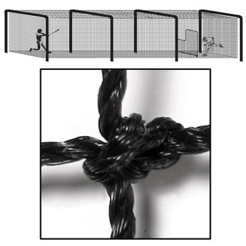 Sport Supply Group Batting Cage Tunnel Net - Regular Net #21 (55'Lx14'Wx12'H)