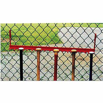 Collegiate Pacific Steel Fence Bat Rack (EA)