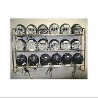 PRO DOWN 1197739 Wall Mounted Helmet Rack