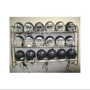 PRO DOWN 1197739 Wall Mounted Helmet Rack